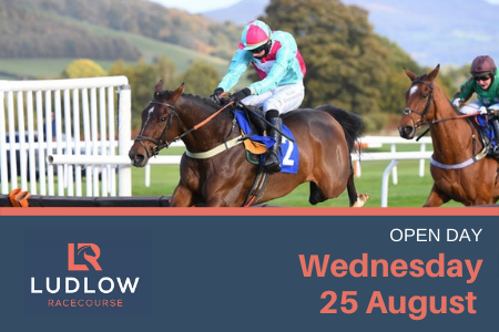 Open Day for Job Opportunities at Ludlow Racecourse